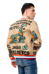 College Jacket Jaguar UNISEX