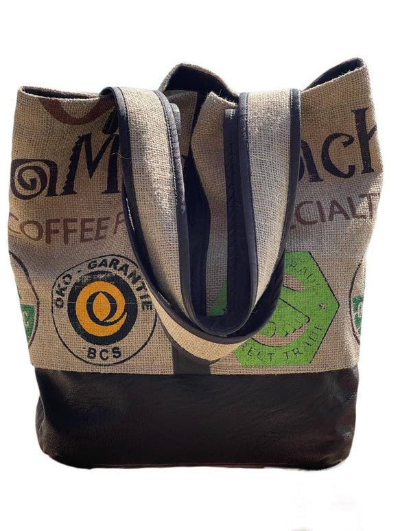 THE COFFEE JACKET Shopper