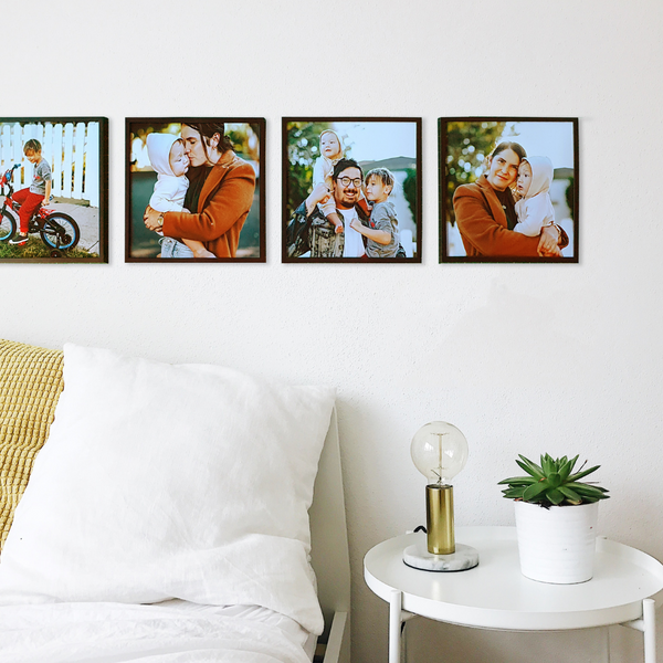 Stickable Photo Frames: Air Frames & its different layouts