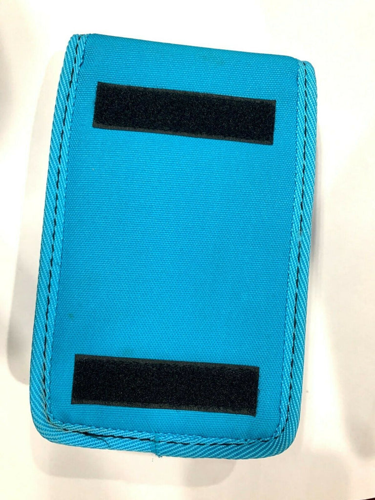 OEM Nintendo DS Carrying Storage Travel Bag Pouch Case - Teal Blue