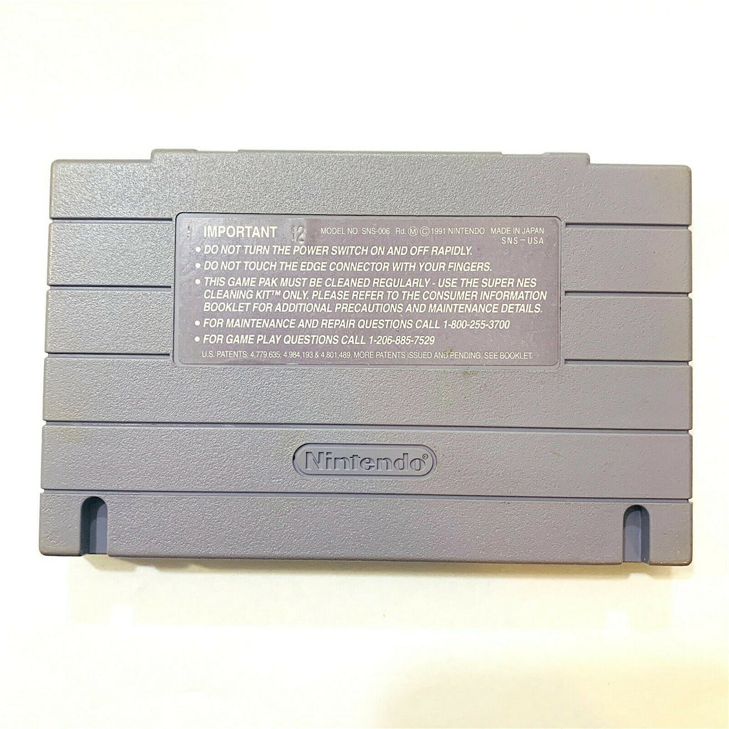 DARIUS TWIN Super Nintendo SNES Game - Tested, Working & Authentic!