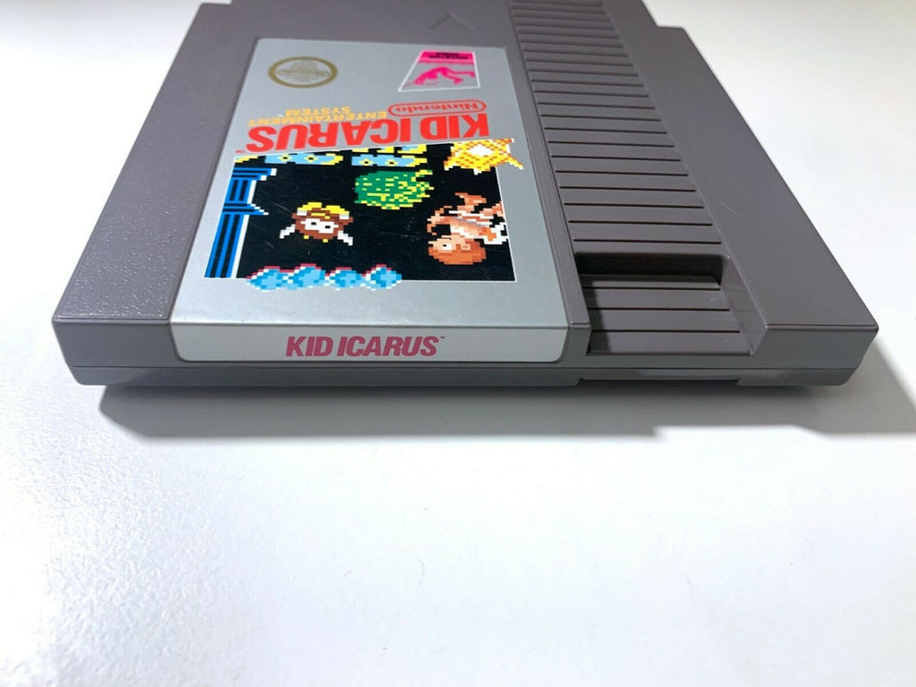 Kid Icarus ORIGINAL NINTENDO NES 5 Screw Game Cartridge TESTED Working!