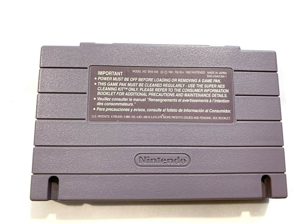 Arkanoid Doh It Again! SUPER NINTENDO SNES Game Tested + Working & Authentic!