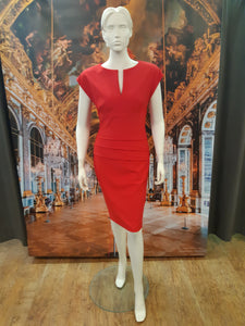 829- Diva Catwalk dress Daphne_kapmouw_Electric Red