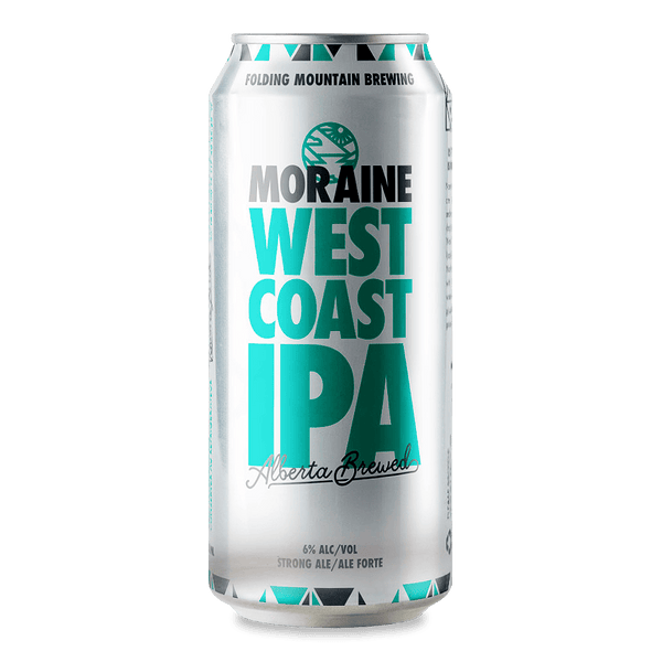 Folding Mountain Moraine West Coast IPA