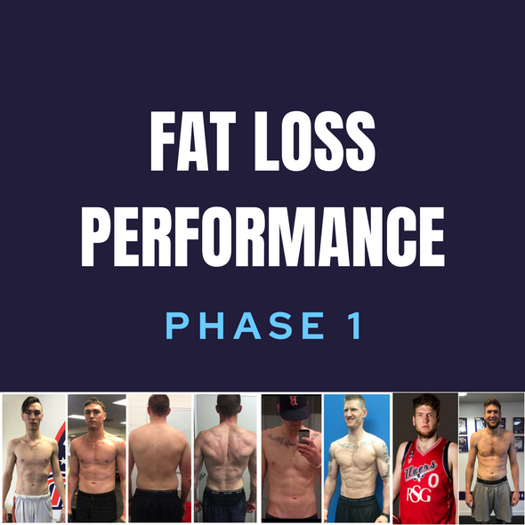 Fat Loss Performance - Phase 1