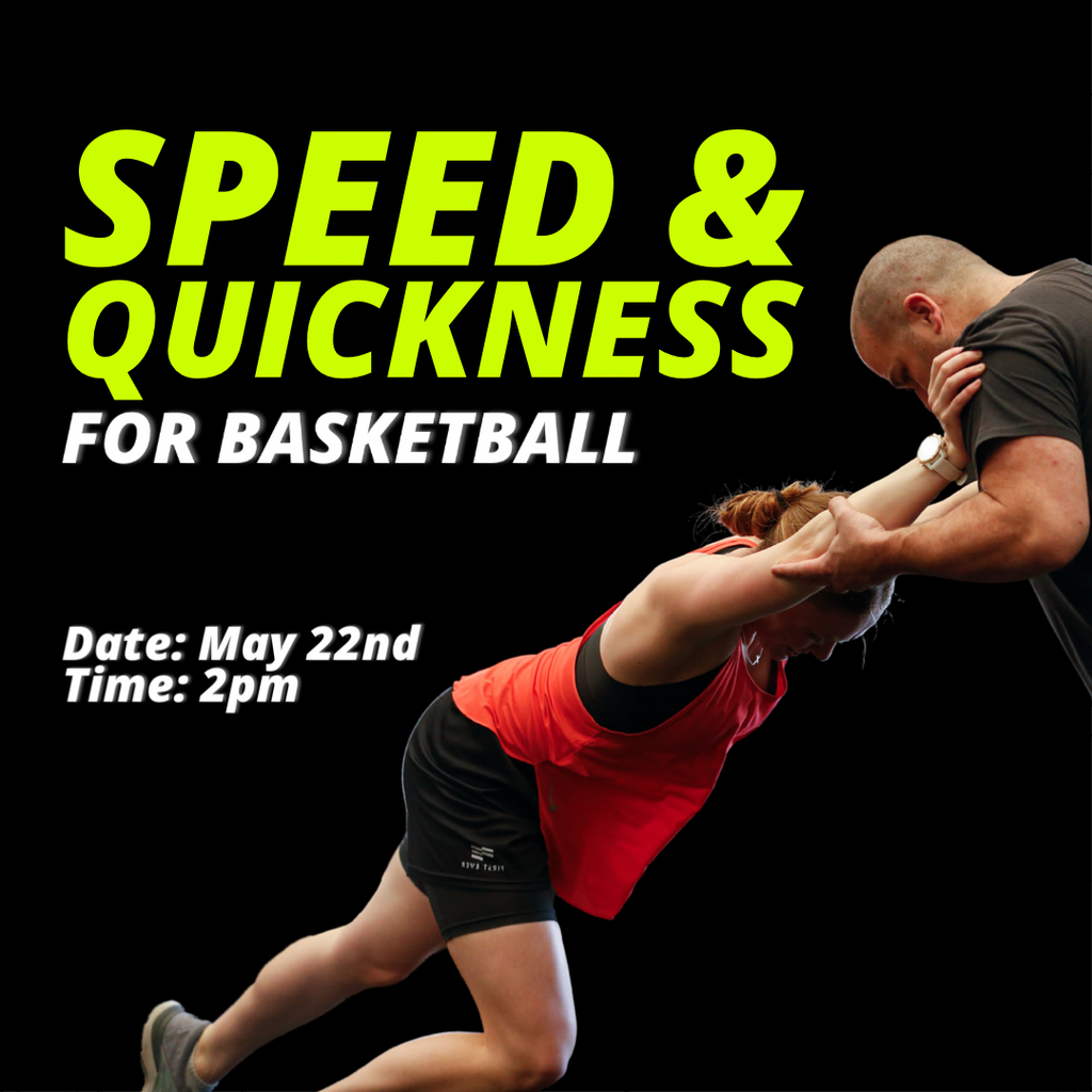 Speed & Quickness For Basketball