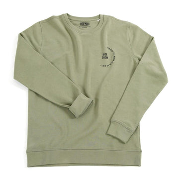 ROMANCE SWEATSHIRT - GREEN