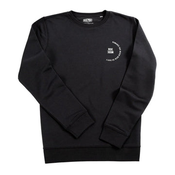 ROMANCE SWEATSHIRT - BLACK