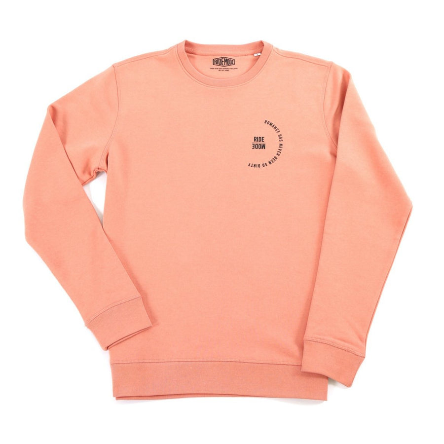 ROMANCE SWEATSHIRT - ROSE CLAY