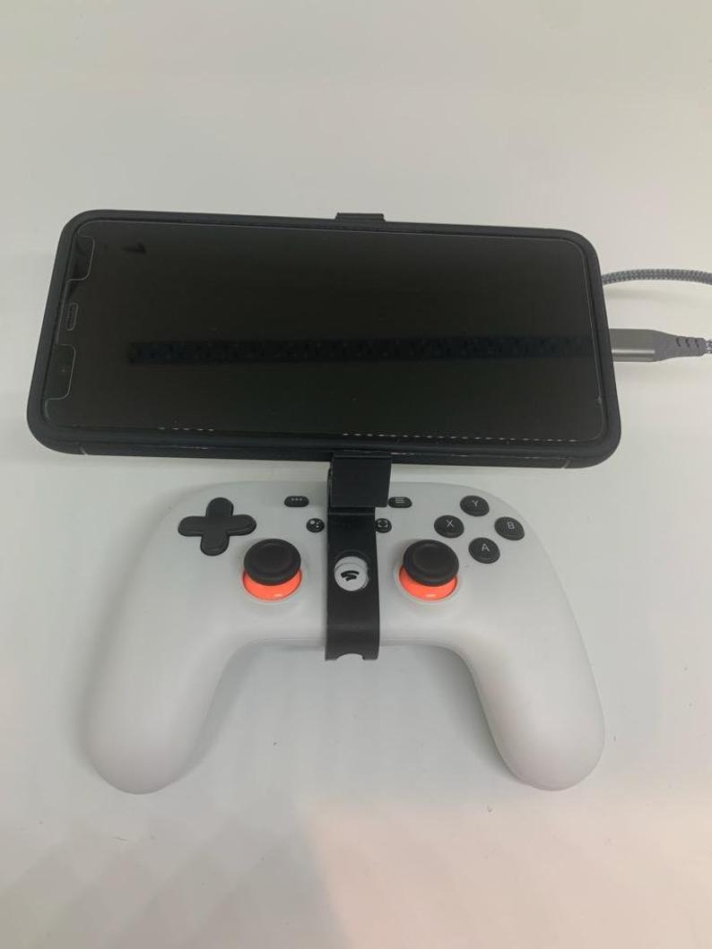 Google Stadia phone attachment - Edolatry