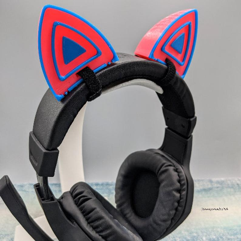 Cat Ears for Headphones - Edolatry