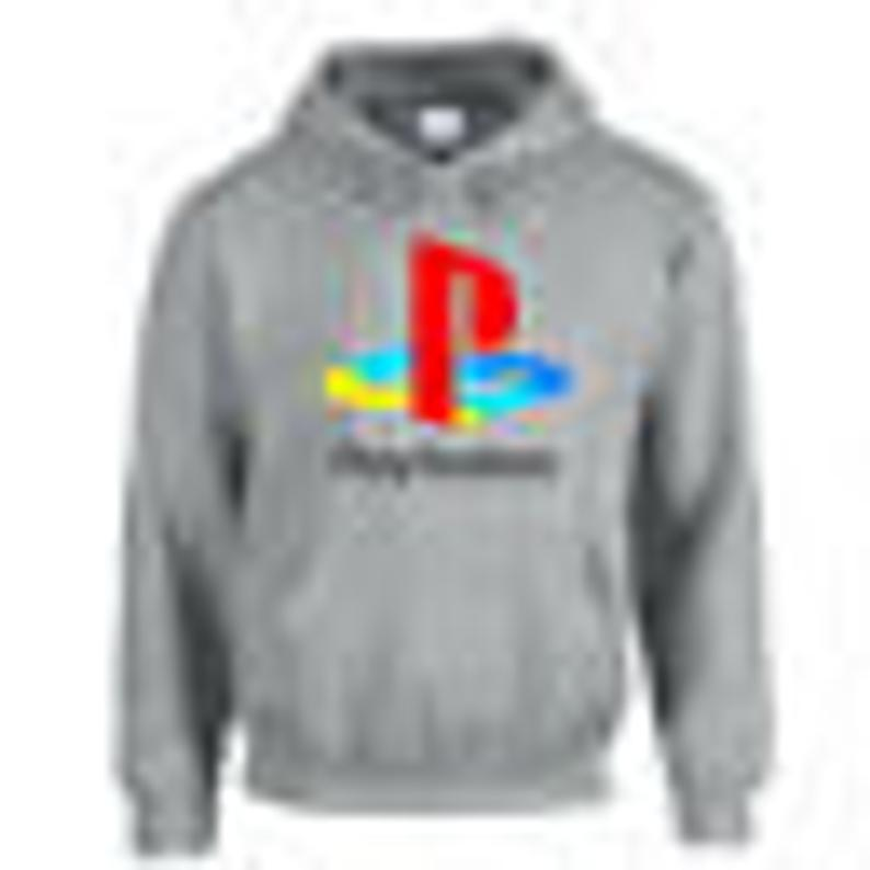PLAYSTATION HOODIE  Adult - Edolatry