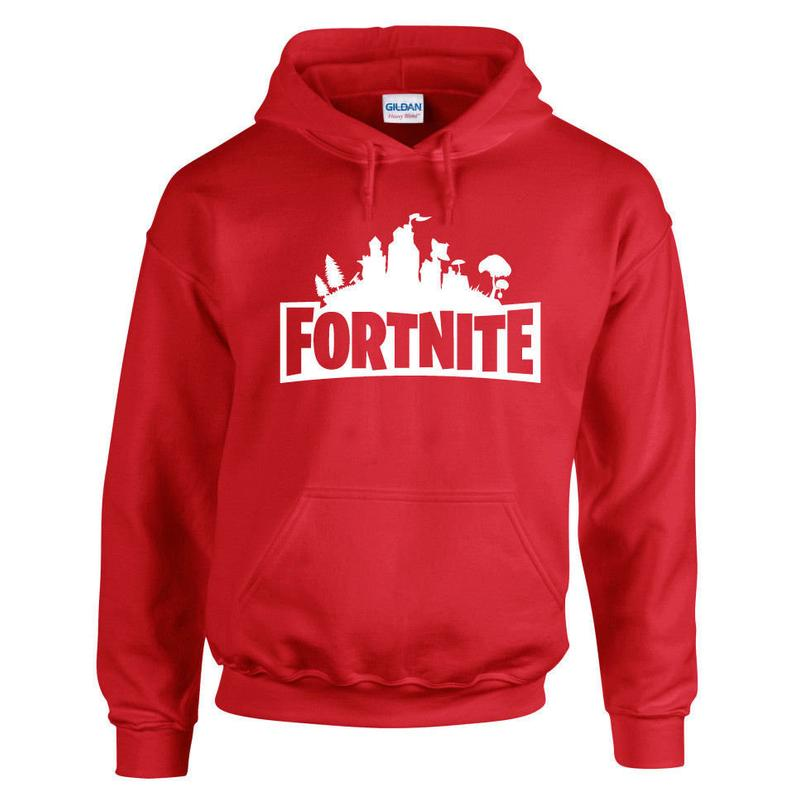 FORNITE HOODY HOODIE Top Boys - Edolatry