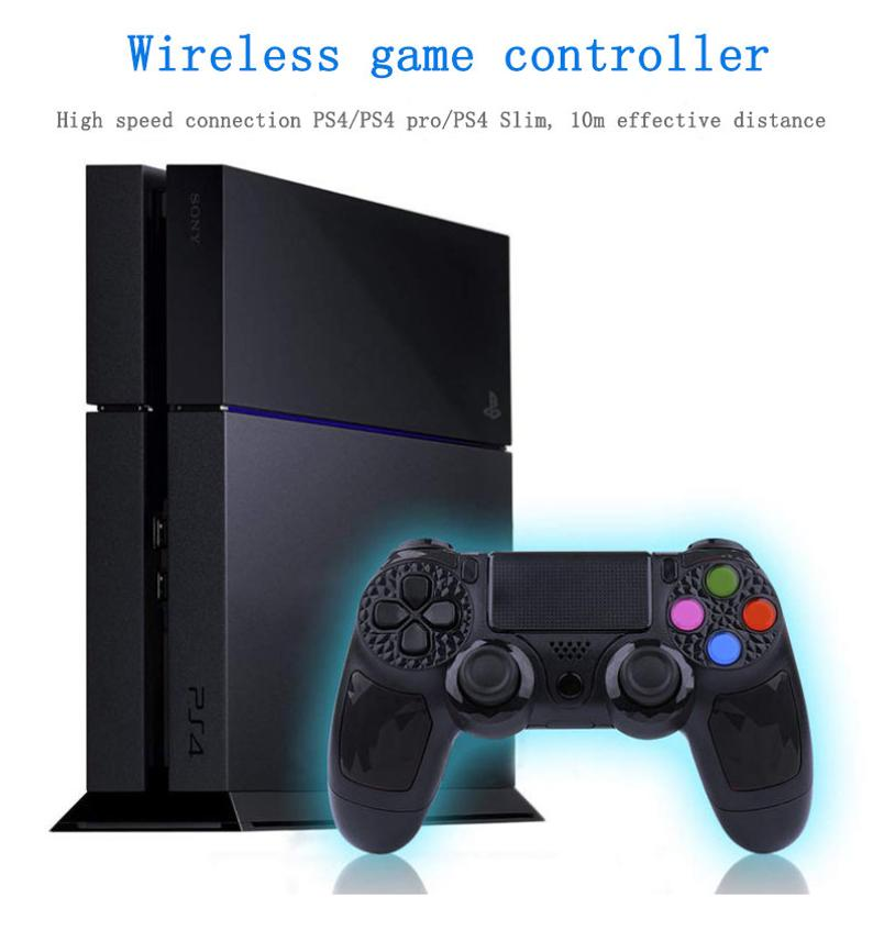 Wireless Bluetooth Gaming Controller  for Games pS4, PS Now, PS - Edolatry