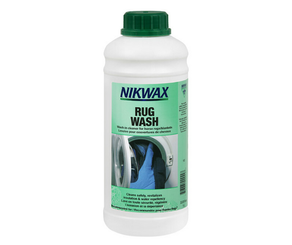 Nixwax Rug Wash Wash-in Cleaner for Horse Rugs    Blankets 1000ml
