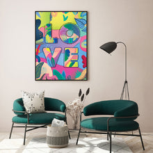 Load image into Gallery viewer, Wild Love Poster