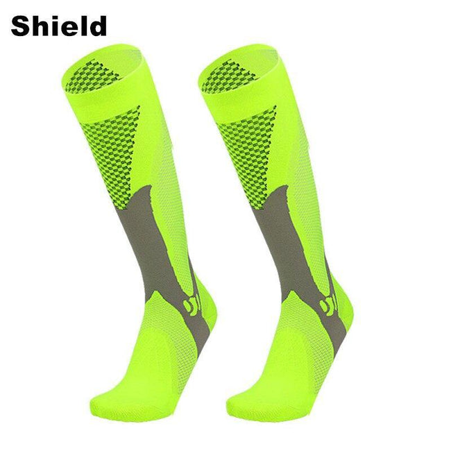 Active Compression High Cut Socks