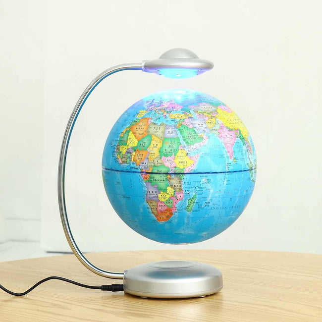 Levitating Globe Constellation Night Lamp - ExponentStore