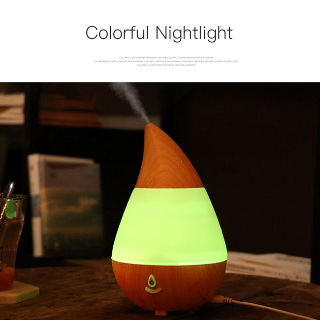 Air Purifier Aroma Diffuser Mist Humidifier Bluetooth Speaker
