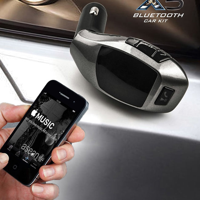 Wireless Bluetooth Car USB Music Player