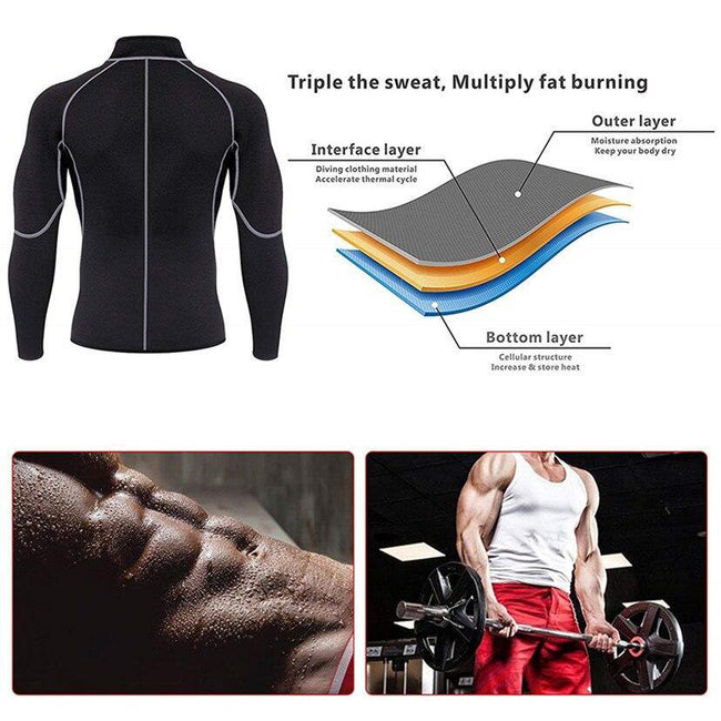 Body Sculpting Compression Shirt & Pants - ExponentStore