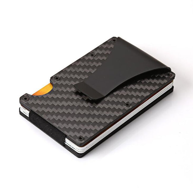 RFID Carbon Fiber Credit Card Carrier