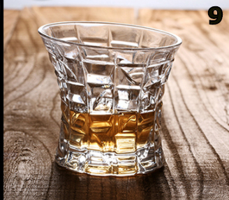 Crystal Whiskey Glasses - ExponentStore