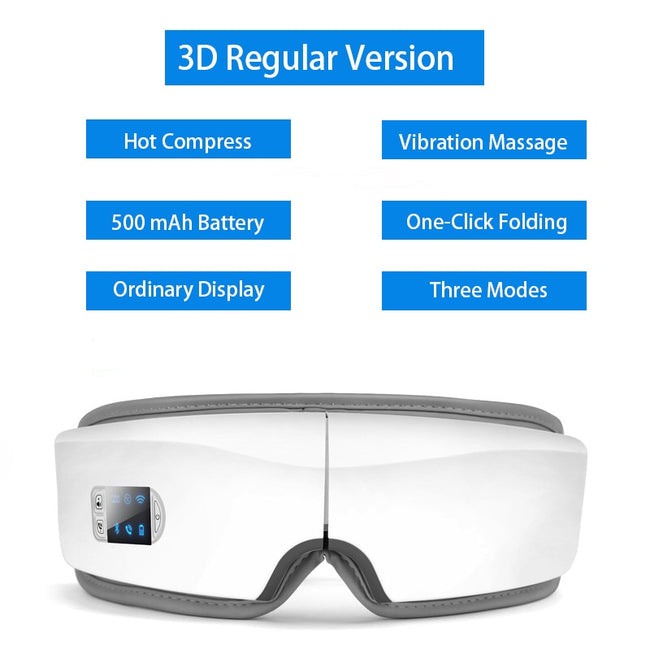 Intelligent Eye Massaging Therapy Goggles