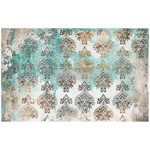 REDESIGN DECOUPAGE DÉCOR TISSUE PAPERR – PATINA FLOURISH