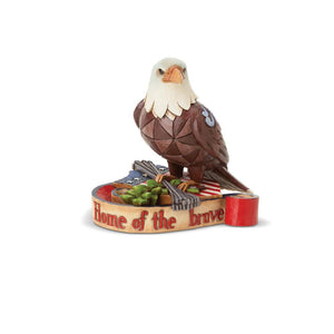 Mini Patriotic Eagle