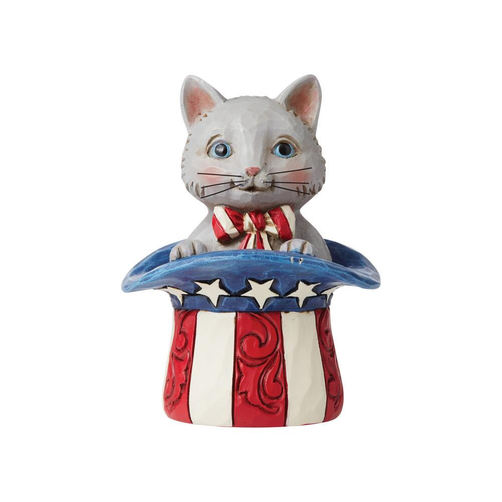 MIni Patriotic Kitten