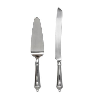 Berry & Thread Cake Knife/Server Set