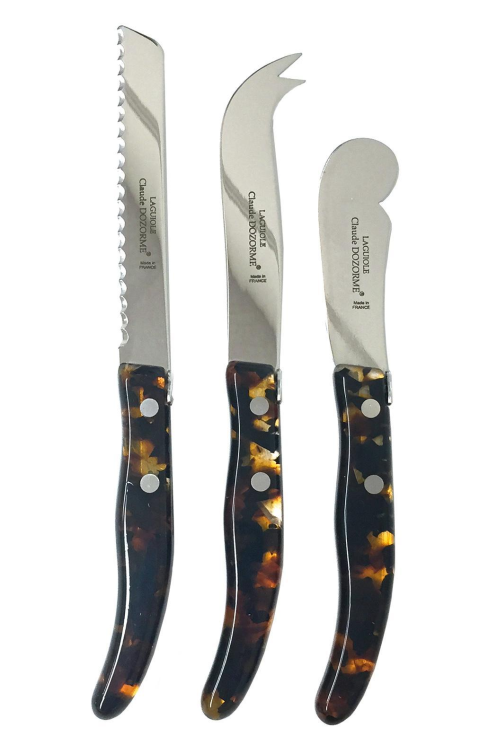Breakfast Set - Exotic Wood Handle