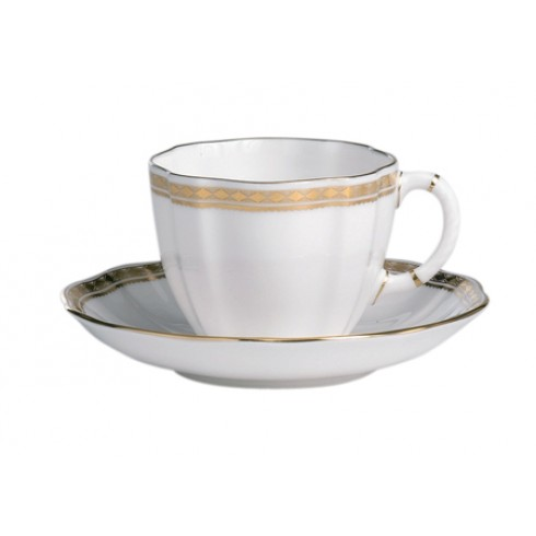 Carlton Gold Teacup