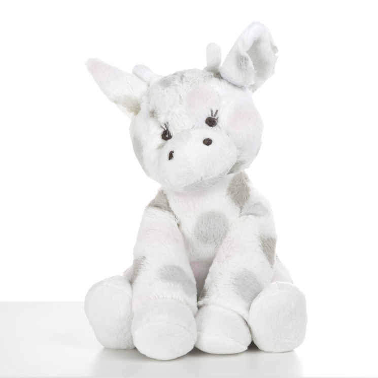Little G Plush Giraffe - Pink