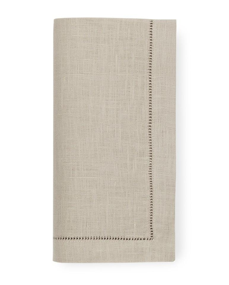 Set of 4 Dinner Napkins - Natural