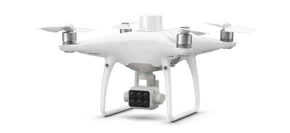 DJI Phantom 4 Multi  RTK with Shield Licence
