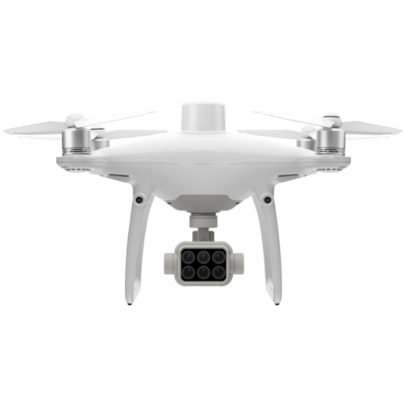 DJI Phantom 4 Multispectral RTK + D-RTK 2 High Precision GNSS + Base Station Tripod