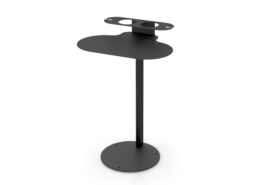 SideBar Table Ultimate Outdoor Side Table with drink holder