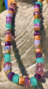 French Riviera Glass Bead Strand - BajaTiki