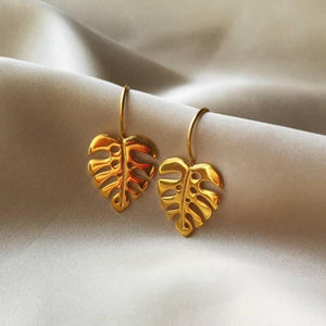 Birch Leaf Earrings - RegisApex