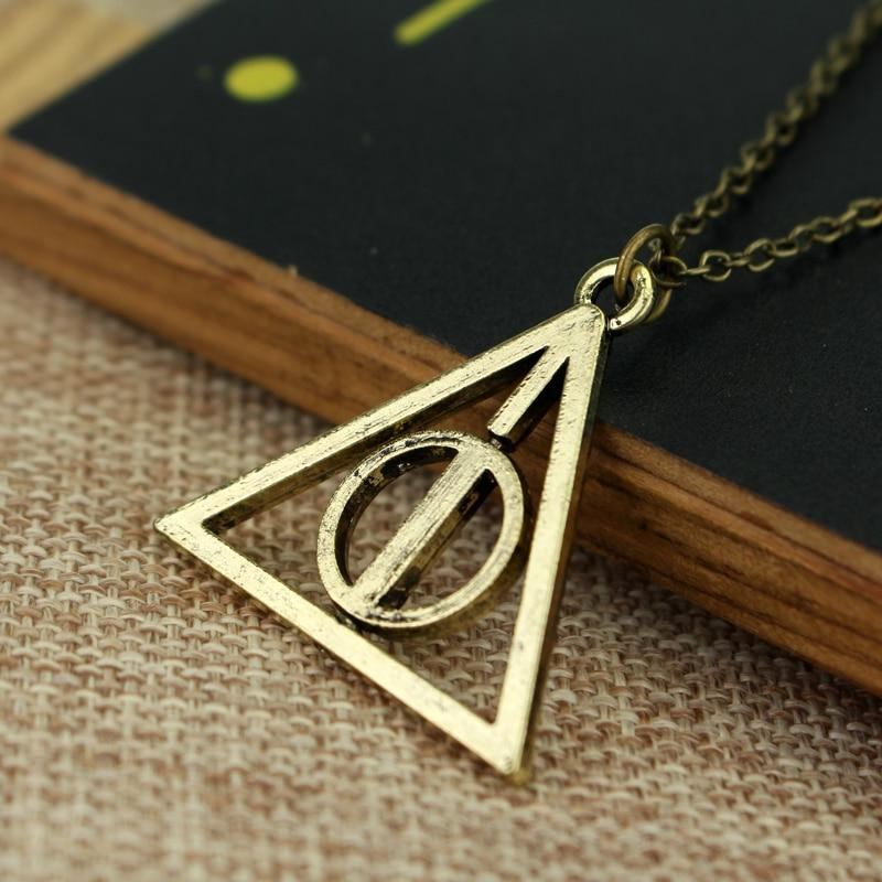 Deathly Hallows Necklace - REGISAPEX