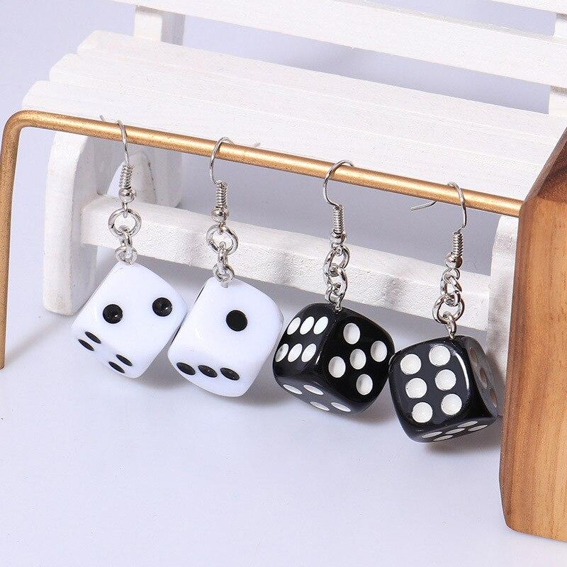 Dice Earrings - REGISAPEX