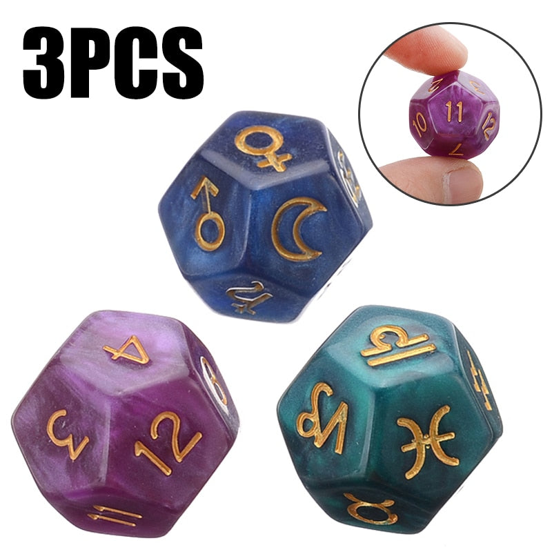 Astrology Dice