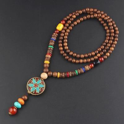 Large Pendant Mala - liftd