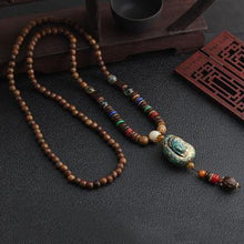 Load image into Gallery viewer, Large Pendant Mala - liftd