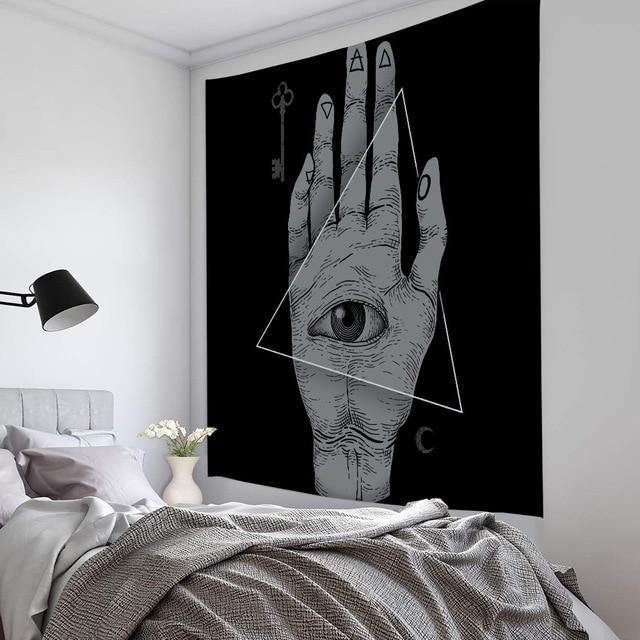 Seeing Eye Tapestry - liftd