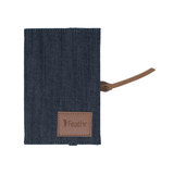 Hitchcock™ Passport Holder (Denim)