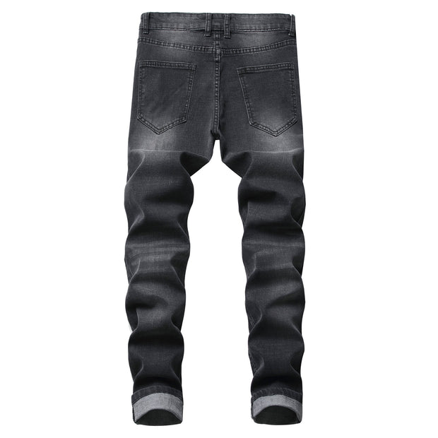 HhhknElasticity Slim Fit Long Jeans
